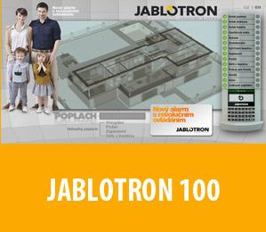 Alarm JABLOTRON 100