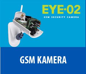 GSM kamera EYE
